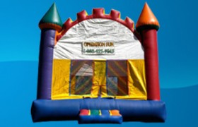 moonbounce party rentals
