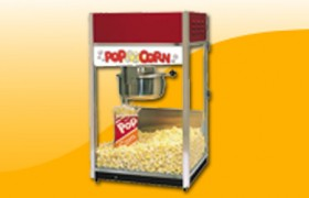 popcorn machine party concession rental