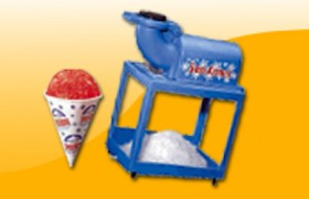 snow kone party rental