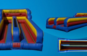 Bungee Run Party Rental