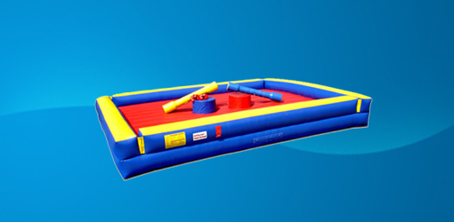 inflatable joust rental