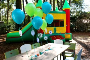 Kids Party Rental