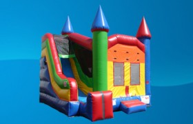 combo bounce house rental long island 4 in 1